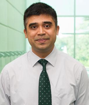Rahul Deshmukh - LECOM Faculty